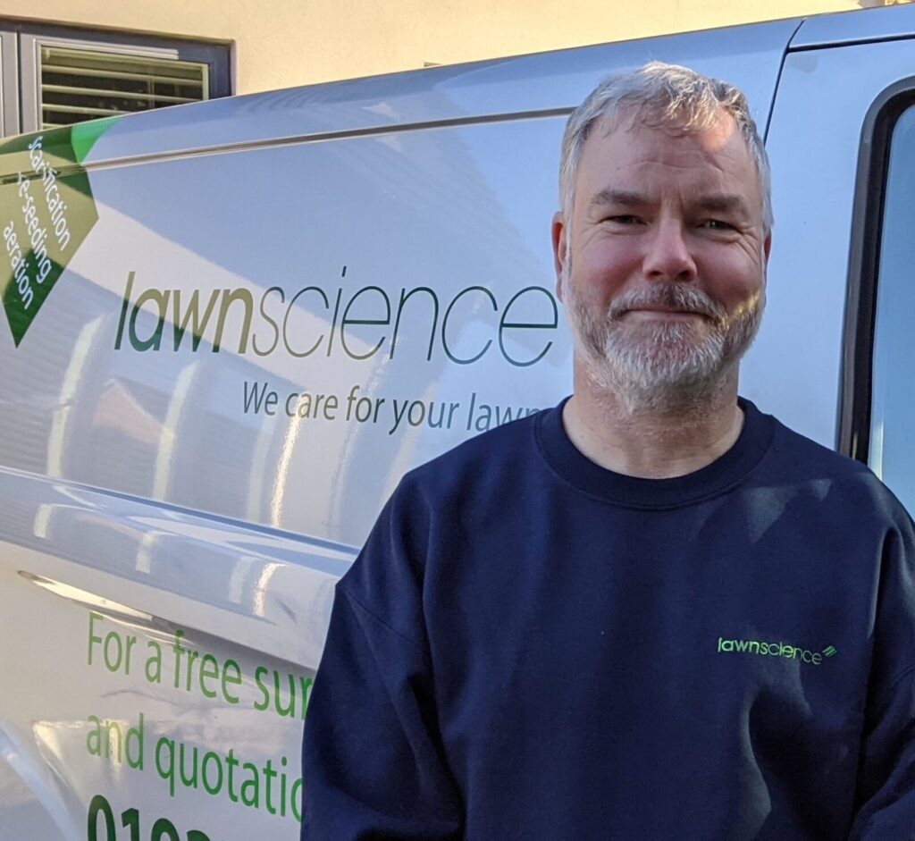 Dean Goodall Lawn Expert Collingham