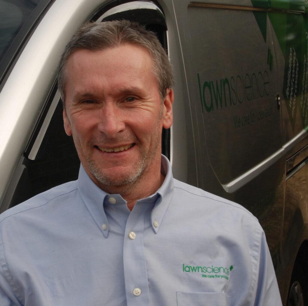 Graham Wheeler Lawn Care Expert